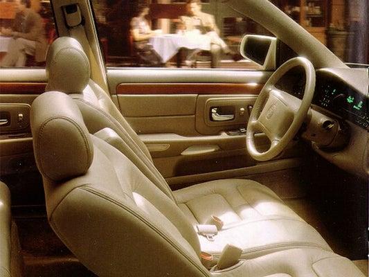 1999 Cadillac Deville Alternator